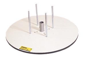 DENSAN(デンサン/ジェフコム) ワイヤーターンテーブル(テーブルのみ) DRT-800