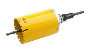 DENSAN(デンサン/ジェフコム) ワンタッチスペシャルコア フルセット φ105mm OS-105N