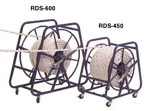 DENSAN(デンサン/ジェフコム) システマーロープリール RDS-450