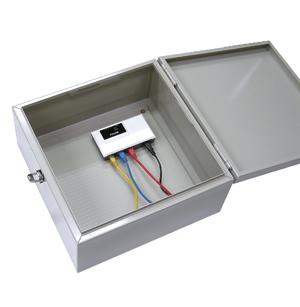JEFCOM(ランエフシーネットワーク機材) 小型ハブ収納ボックス LNCH-440