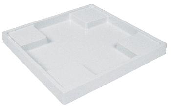 KAKUDAI カクダイ 426-415 洗濯機用防水パン()ホワイト