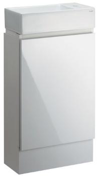 高い素材 KAKUDAI カクダイ 493-069 角型手洗器(キャビネットつき):ケンチクボーイ-木材・建築資材・設備