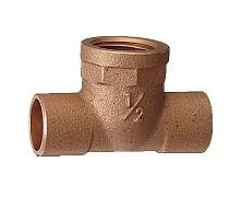 KAKUDAI カクダイ 6194B-20×22.22 銅管用水栓チーズ 国内送料無料 新登場