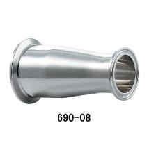KAKUDAI カクダイ 690-08-D×C ヘルール同芯レデューサー(2S×1.5S)