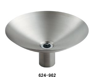 KAKUDAI カクダイ 624-962 ステンレス水鉢(深型)