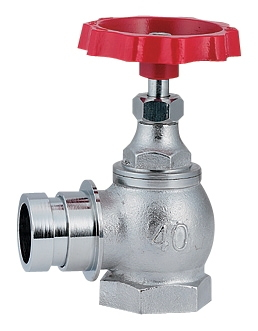 KAKUDAI カクダイ 652-711-50 散水栓 90°