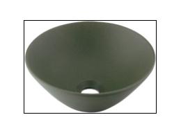 KAKUDAI カクダイ 瑠珠 493-011-YG 丸型手洗器(松葉)