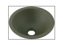 KAKUDAI カクダイ 瑠珠 493-013-YG 丸型手洗器(松葉)