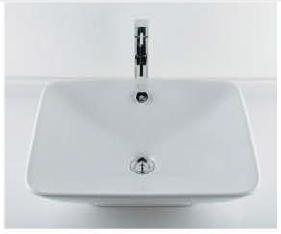 お歳暮 KAKUDAI カクダイ DURAVIT #DU-0334520000 角型洗面器:ケンチクボーイ-木材・建築資材・設備