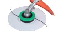 世界的に有名な HiKOKI/ハイコーキ(日立電動工具) エンジン刈払機用 300mm 300mm ナイロンコードカッタ「白い皿2」 0060-0044【さし巻タイプ 0060-0044】, casualshop:8ca71e57 --- construart30.dominiotemporario.com