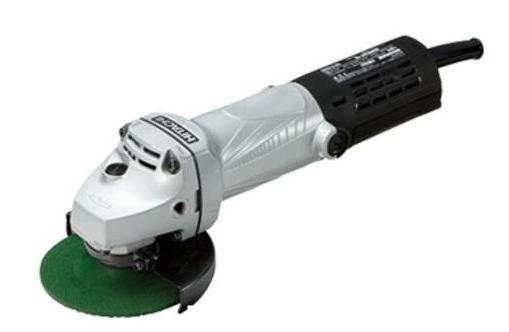 HiKOKI/ハイコーキ(日立電動工具) 100mm電気ディスクグラインダ G10SL5 【100V仕様のみ】