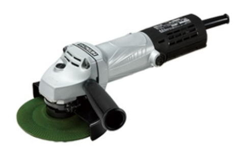 HiKOKI/ハイコーキ(日立電動工具) 125mm電気ディスクグラインダ G13SH5【100V仕様/200V仕様】【細径ボディ】