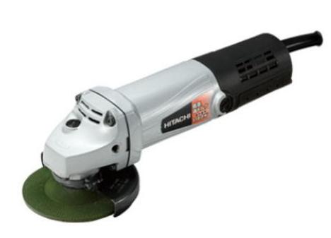 HiKOKI/ハイコーキ(日立電動工具) 100mm電気ディスクグラインダ PDH-100J(E)【3Pポッキンプラグ付】【100V仕様のみ】【低速高トルク形】【強力形】