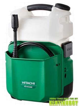 HiKOKI/ハイコーキ(日立電動工具) 14.4V 充電式高圧洗浄機 AW14DBL(NN) 本体のみ 【バッテリー・充電器別売】