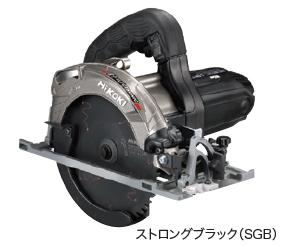 HiKOKI/ハイコーキ(日立電動工具) 165mm 深切り電子丸のこ C6MVYA2(SGB) 【スーパーチップソー付・フッ素ベース】