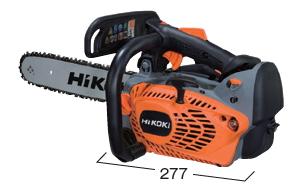 HiKOKI/ハイコーキ(日立電動工具) エンジンチェンソー 350mm CS33EDTP(35S)