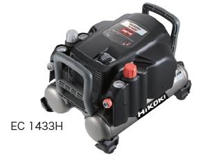 日立電動工具 【限定特価!!】高圧コンプレッサ EC1433H