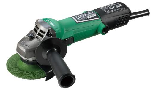 HiKOKI/ハイコーキ(日立電動工具) [100mm] 電気ディスクグラインダ G10SL6(SSS仕様) 【低速・高トルク】