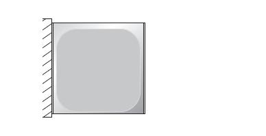 大建プラスチックス ピクトサイン(突出型) 5074SSAD〈無地〉【※受注生産】