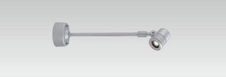 タカショーエクステリア ウォールスポットライト アームスポット(100V) De-SPOT アームL300 スプレッドタイプ HFB-W05S 白