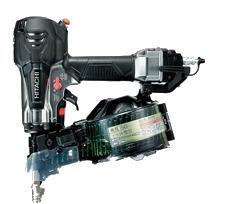 HiKOKI/ハイコーキ(日立電動工具) 【高圧】 ロール釘打機 NV50HR(SGK) [パワー切替機構付]
