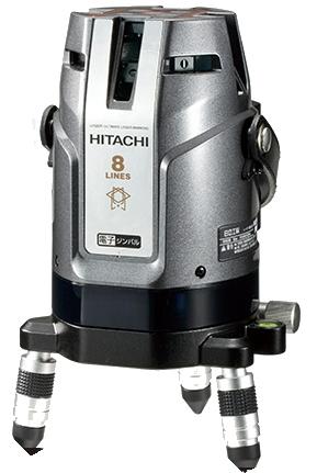 HiKOKI/ハイコーキ(日立電動工具) レーザー墨出し器 UG25MBY2(J) 【本体+受光器セット】