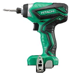 HiKOKI/ハイコーキ(日立電動工具) 10.8V充電式インパクトドライバー WH10DAL(NN)(本体のみ)【バッテリー・充電器は別売】