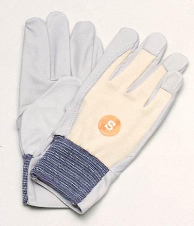 【伝統のKOZUCHI】 コヅチ 手袋 電工アルミ  サイズS KG-110(10双入)