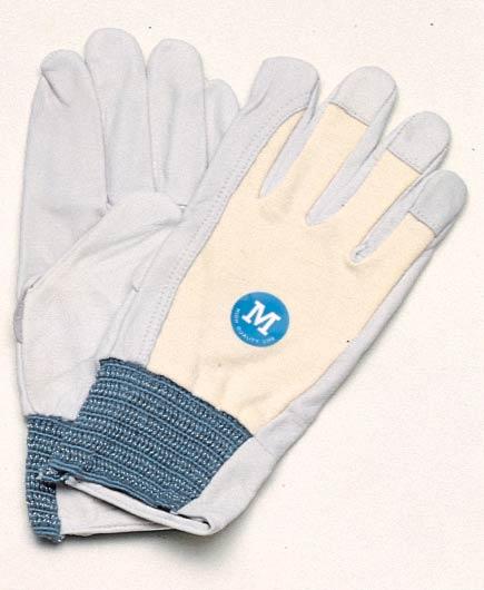 【伝統のKOZUCHI】 コヅチ 手袋 電工アルミ  サイズM KG-111(10双入)