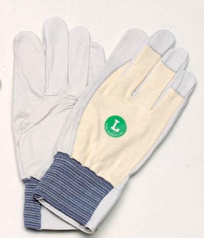 【伝統のKOZUCHI】 コヅチ 手袋 電工アルミ サイズL KG-112(10双入)