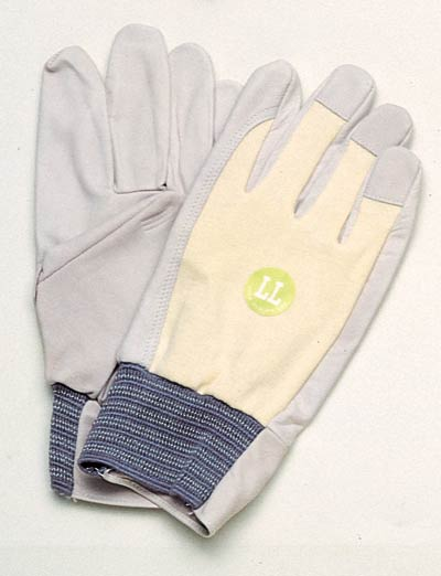 【伝統のKOZUCHI】 コヅチ 手袋 電工アルミ  サイズLL KG-113(10双入)