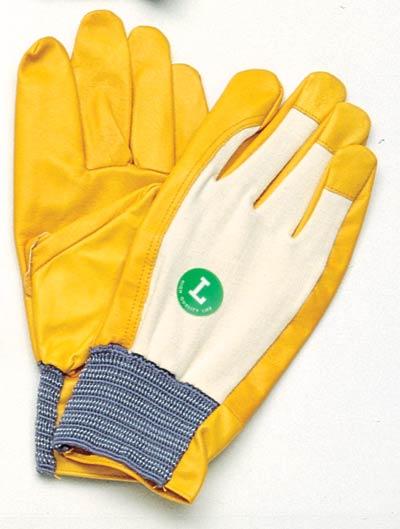 【伝統のKOZUCHI】 コヅチ 手袋 電工アルミ イエロー サイズL KG-115(10双入)