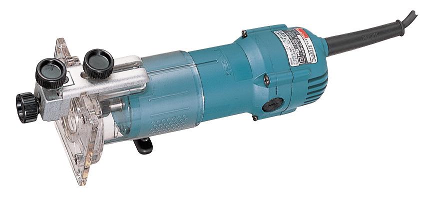 マキタ電動工具 トリマ 3707F