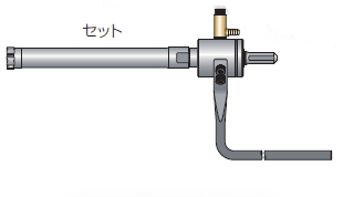 ミヤナガ 湿式 ミストダイヤドリル〈ネジタイプ〉 セット DM06050BST 湿式 DM06050BST ミヤナガ【刃先径:6.0mm 有効長:50mm】, ナビッピオンライン:e8a5e709 --- officewill.xsrv.jp