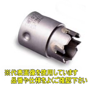 ミヤナガ ポリクリックシリーズ ホールソー378(カッター) PC378110C 【刃先径:110mm 有効長:4mm】