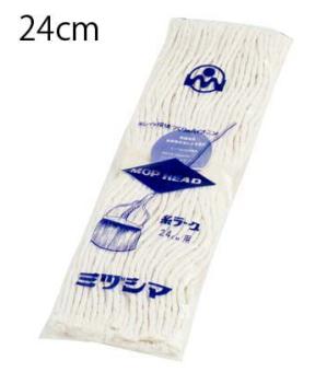 ミヅシマ工業 045-0040 糸ラーグ 【24cm】【40枚入り】【納期目安2~3日】