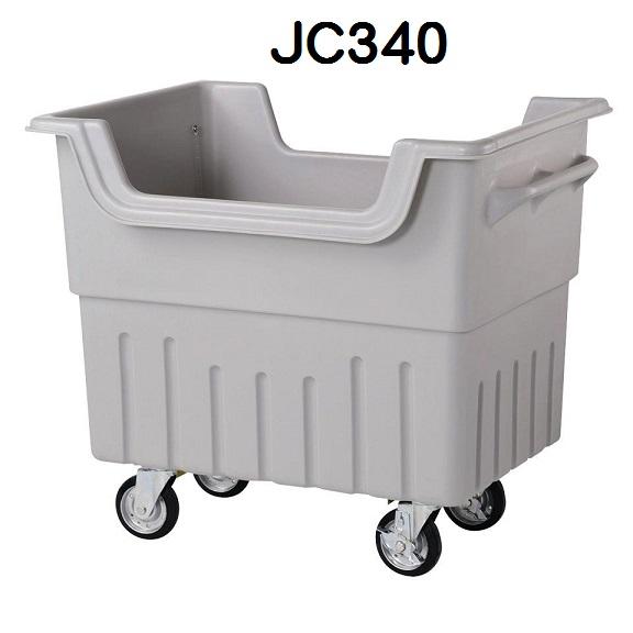 ミヅシマ工業 203-0173 ジャンカート JC340 1070×770mm【※納期目安3~4日/代金引換便はご利用になれません】