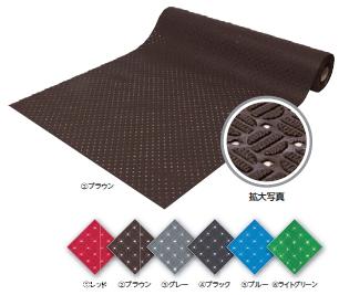 ミヅシマ工業 樹脂マット 411-1250/251/252/253/254/255 アルマット 【カラー選択下さい】【※代引き不可/納期目安2~3日】