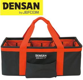DENSAN(デンサン/ジェフコム) 折りたたみ角型バケット SDB-6027-3P