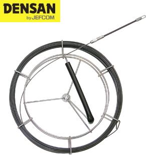 DENSAN(デンサン/ジェフコム) スチールヨクトール 30m SY-1630 【ロッド線断面:1.6×3.2mm】