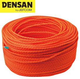 DENSAN(デンサン/ジェフコム) 通線ジェットブロー リードロープ LS-R5 [Φ5×200m巻]