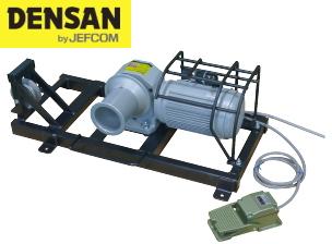 DENSAN(デンサン/ジェフコム) ケーブルプーラー DP-015BX-F 【メーカー直送品の為、代引き不可】