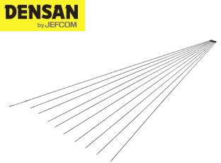 DENSAN(デンサン/ジェフコム) カーボンスリムジョイント呼線 JCX-1510 [φ2×1.5m×10本]
