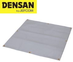 DENSAN(デンサン/ジェフコム) スパッタクロス 1000×1000mm SC-1010