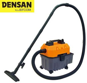 特売 値下げ 乾湿両用で ごみ 水 砂 泥を吸っても大丈夫 DENSAN DRW-1500 デンサン 容量15L ドラウェットクリーナー ジェフコム
