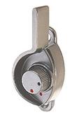 市販品で取り替えができない方に メーカー純正クレセント 購入 N6DBJ 通信販売 600型ブロンズ