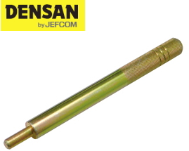 DENSAN(デンサン/ジェフコム) ビルディングアンカー用打込棒 3/8×40用 全長1000mm CUT-40100 [手打タイプ]