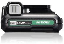 HiKOKI/ハイコーキ(日立電動工具) 10.8V 【1.5Ah】 リチウムイオン電池 BSL1215 No.0037-4363
