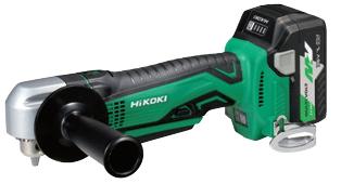 HiKOKI/ハイコーキ(日立電動工具) 18V [5.0Ah] コードレスコーナードリル DN18DSL(LXPK)