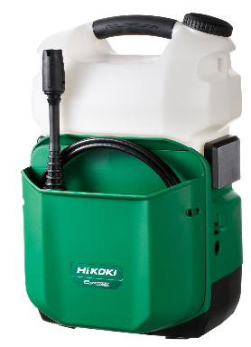 HiKOKI/ハイコーキ(日立電動工具) 18V [5.0Ah] コードレス高圧洗浄機 AW18DBL(LXP)
